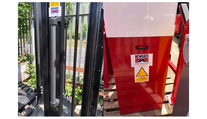 Elesa open the door for Newgate Secure Access Solutions
