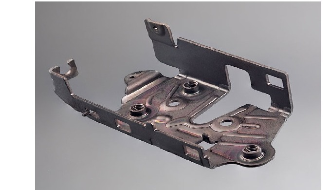 Galvanizing of metal parts