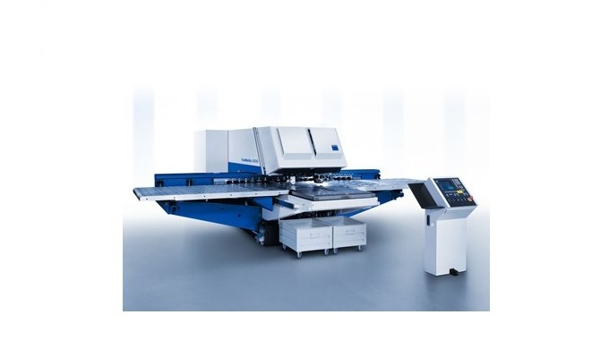 NC LINE - partner for sheet metal processing