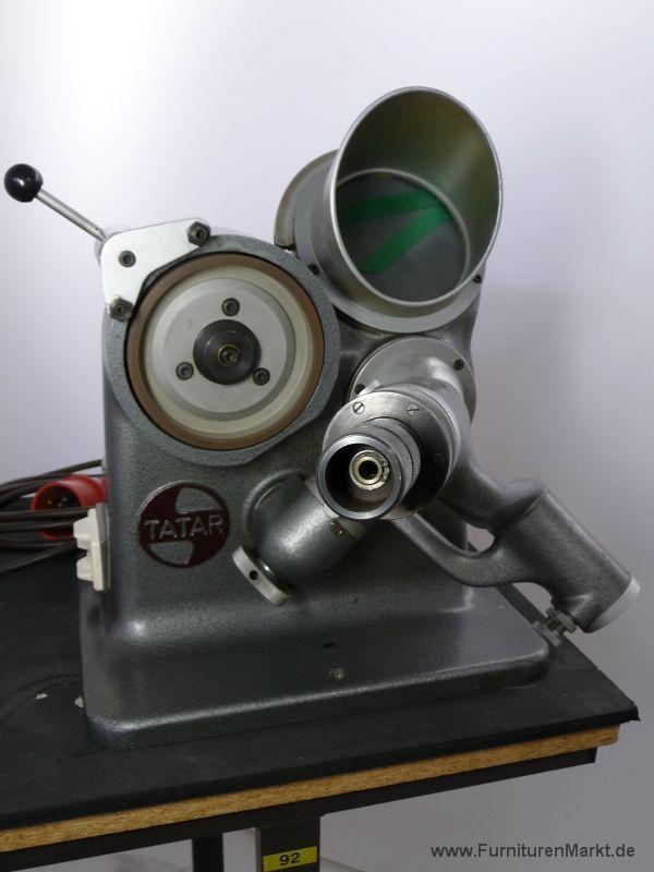 OPTIMA and TATAR Drill grinding parts