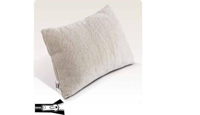 Organic Cotton Wool Pillow