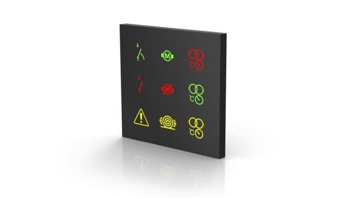 New HMIS Multi-Legend Alarm Indicator – Flexible, bright and reliable.