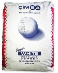 Ciment blanc CIMSA