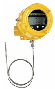 Säkerhetstermperaturtransmitter ONE ST ONE ST är en temperaturtransmitter med fokus på säkerhet. Med...
