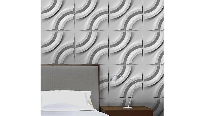 3D wall panels - CIRCLE