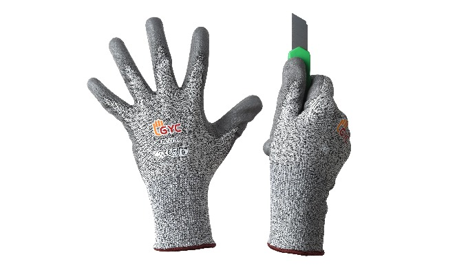 [Cut 5 PU_TK-713A] GANTS MULTI-INDUSTRIELS