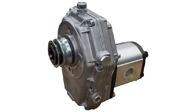 Hydraulic Clutches & Gearboxes