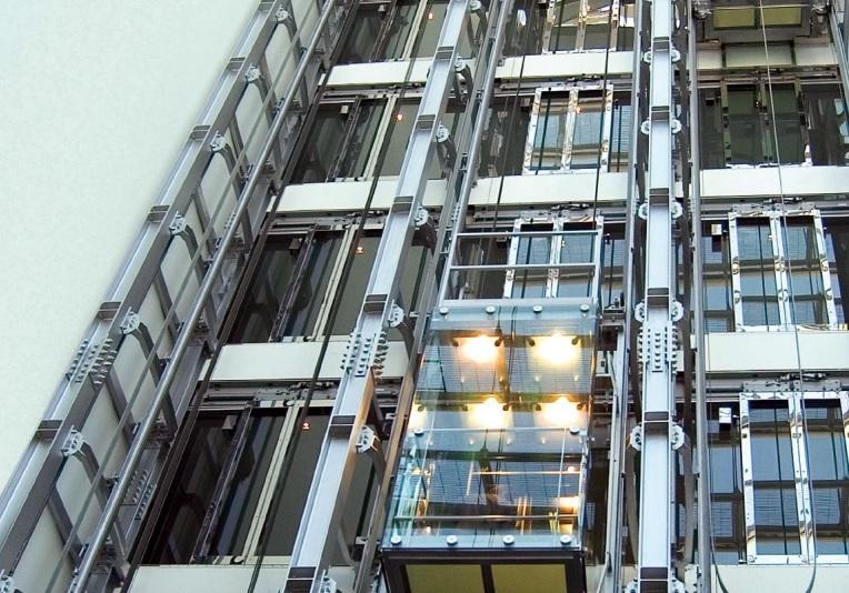 Soluciones decorativas respetando las propiedades de flexibilidad y plegado del acero y aluminio. Ca...