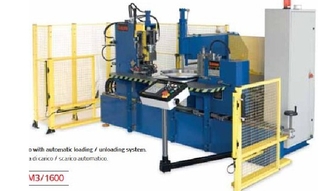Máquinas de corte y rebordeado  M3/1600