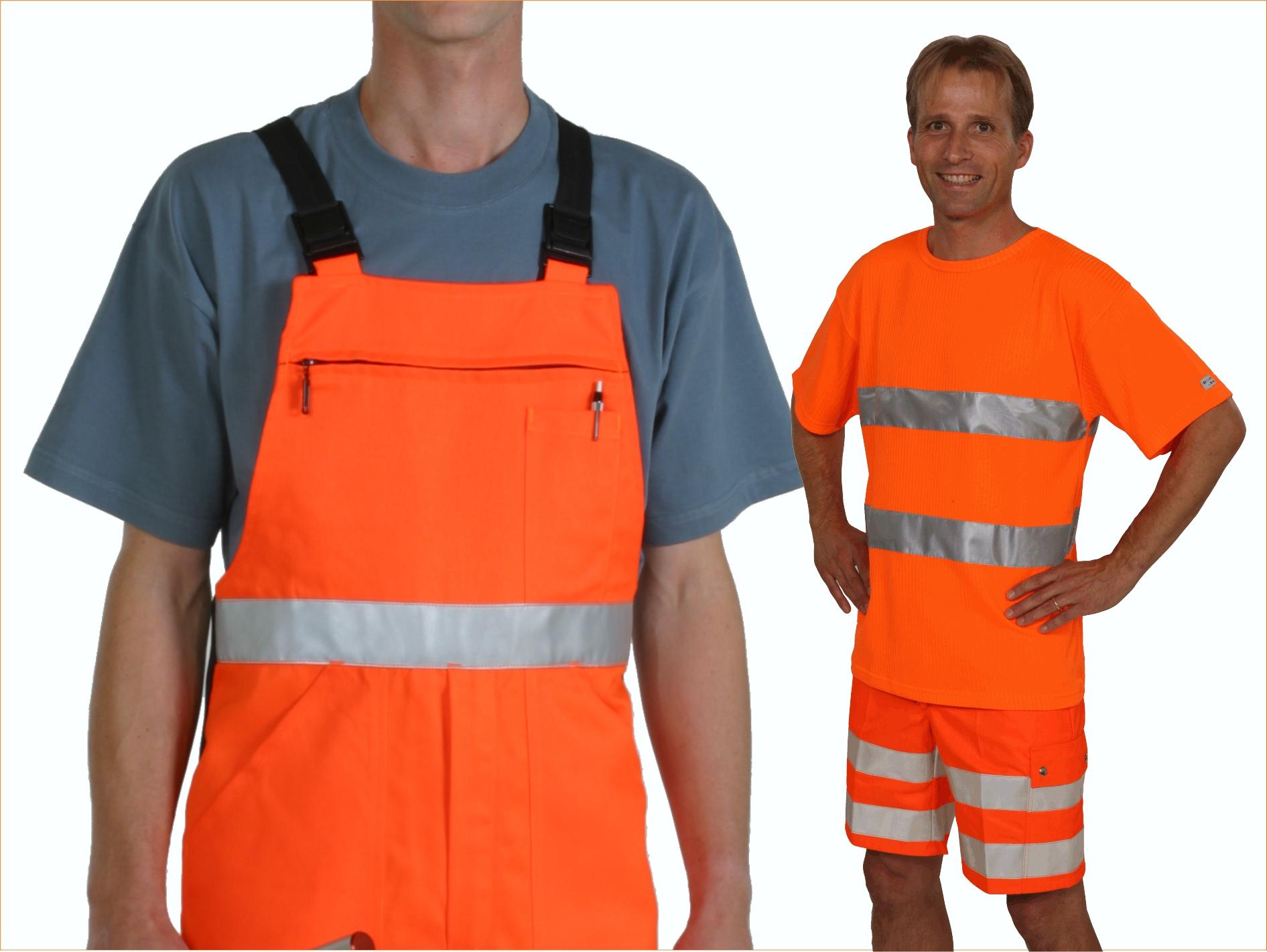 Warnbekleidung EN471 / EN20471
