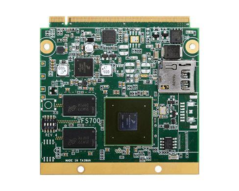 FS700 | Freescale i.MX 6 | Qseven | DFI