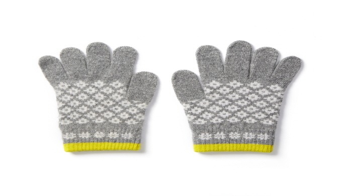 touch gloves (diamond) | fashion gloves