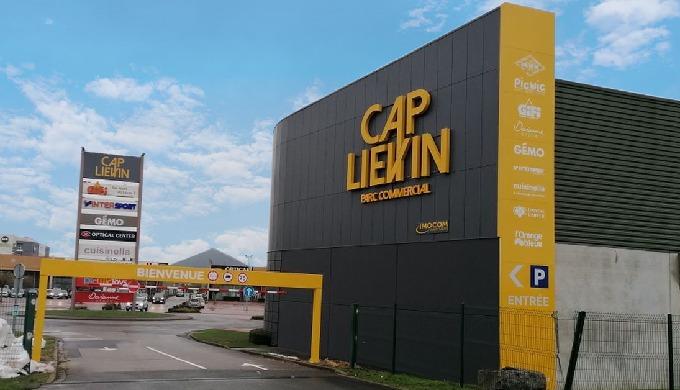 Actif Signal réalise la rénovation du Centre Commercial Cap Lièvin propriété d'Imocom Partners