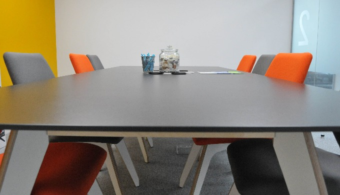 We have 3 modern, private meeting rooms of various sizes available at Triassic Business HUB. The roo...