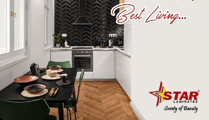 Decorative laminate sheets gives a whole new look to your to your office or residential area. To get...