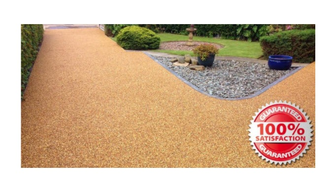 The Driveway Company is Hertfordshires number 1 for resin driveways installation, from design to fin...