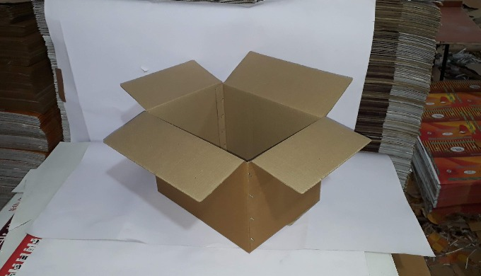 We are one of the foremost firms of Corrugated Box. Besides, we present this product at nominal rate...