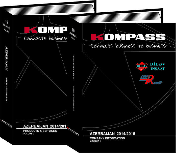 Business catalogue Kompass Azerbaijan
