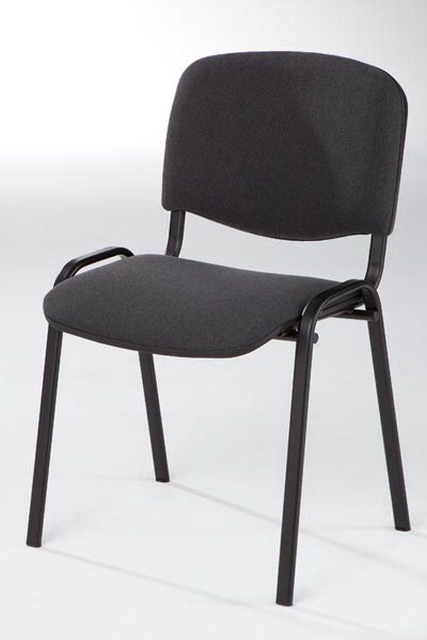 div. Farben / Rückenlehne gepolstert Bis zu zwölf Stühle stapelbar Sitz ergonomisch geformt und weic...
