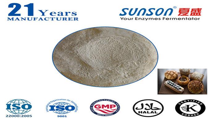 Amylaasi elintarvikeentsyymille Sunson SBE-03FA