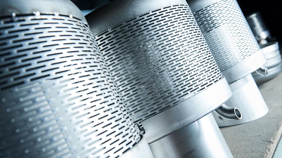 I forbindelse med produktion, forædling og håndtering af råvarer er der i mange produktioner behov f...