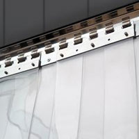 AAG offers PVC shielding products against draft, dust, heat, cold and noise. Our durable PVC curtain...