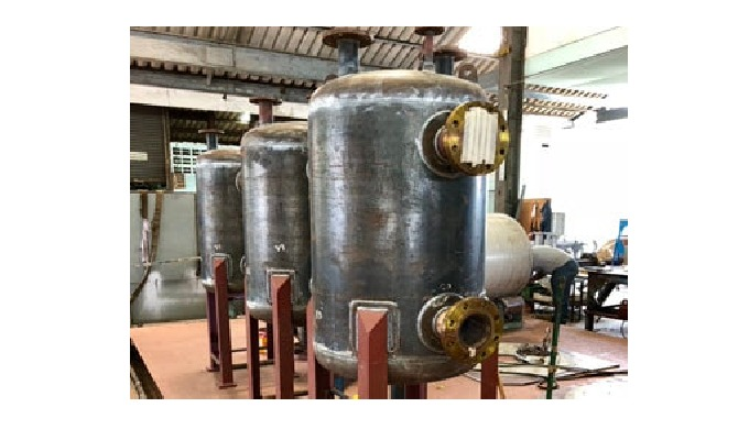 Rexarc can design and engineer ASME pressure vessels and tanks with custom configurations to meet yo...