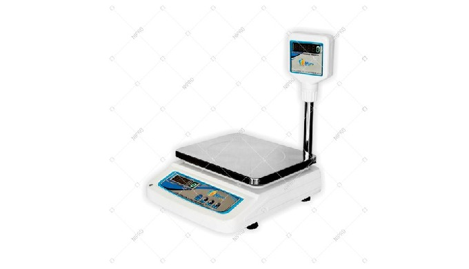 Material: Stainless Steel Brand: Nipro Usage/Application: Weighing Weighing Capacity: 30Kg Power Sou...