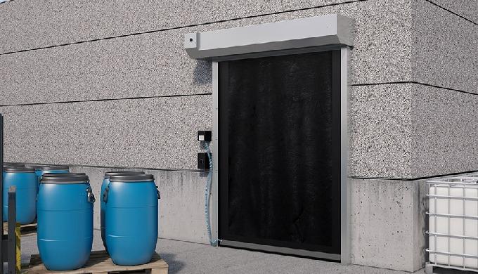 Explosionsschutz und Effizienz mit den neuen ATEX-zertifizierten Schnelllauftoren