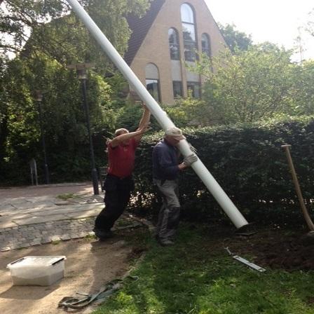 Vi leverer og monterer flagstænger over hele landet. Vi udfører også service, reparationer eller uds...