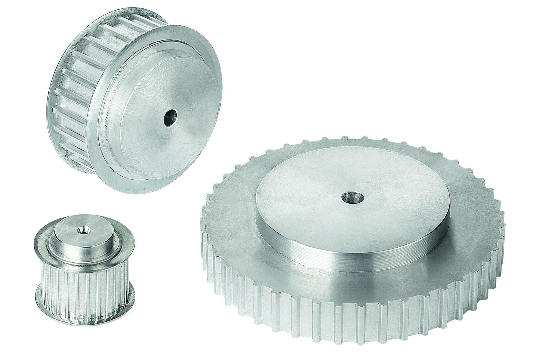 Material: Aluminium. Rim flanges, steel. Version: Aluminium bright. Steel galvanized. Note: Standard...