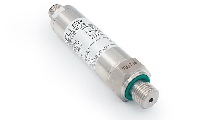 Die neuen Drucktransmitter der Serie 23SXc mit CANopen Schnittstelle