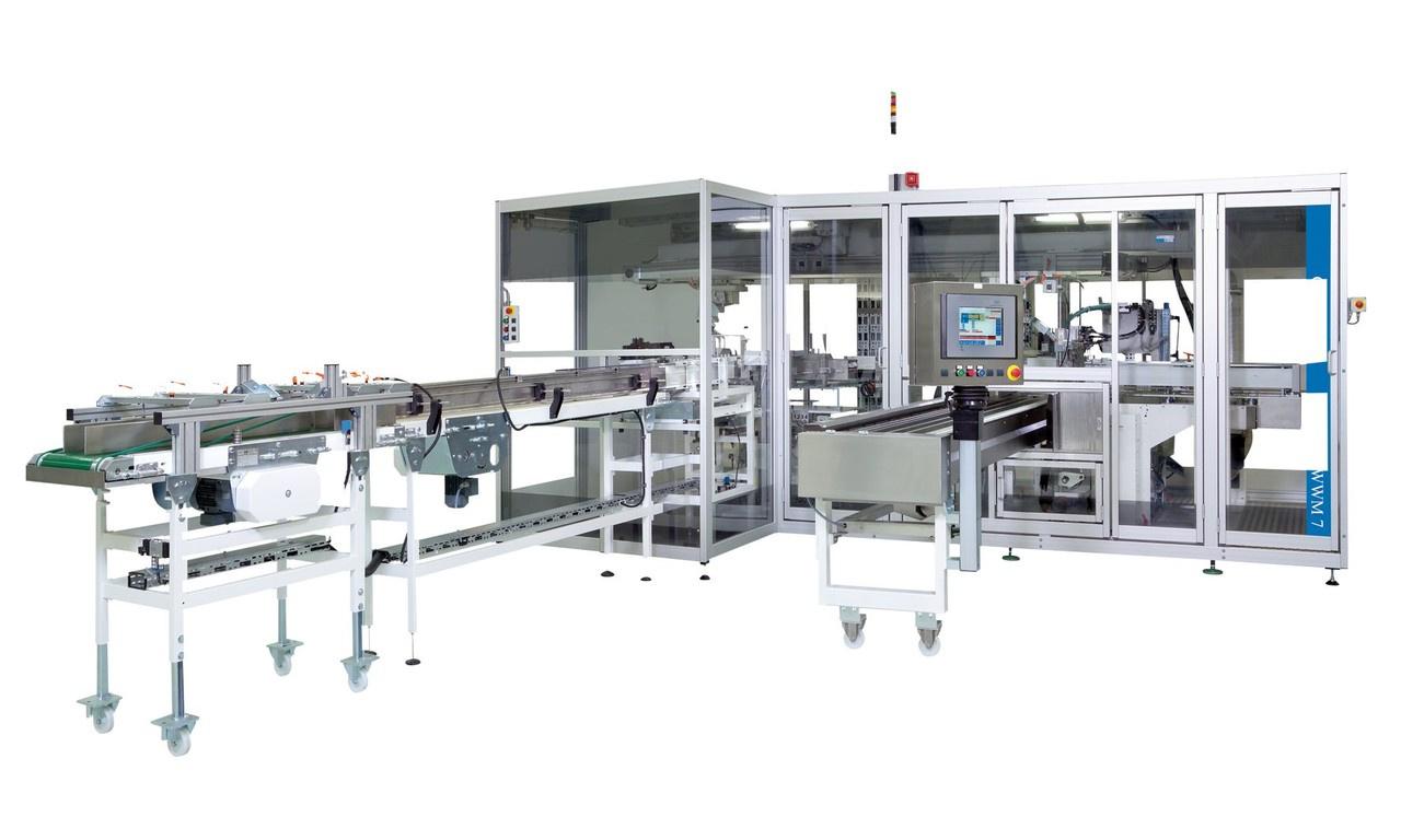 Verpackungsmaschine OPTIMA WWM