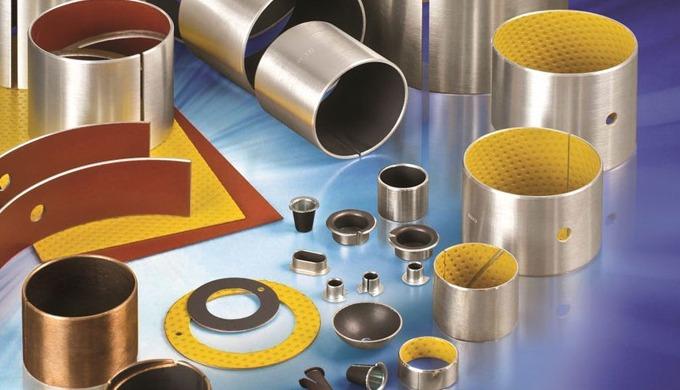 Gleitlager und Sonderteile aus Verbundwerkstoffen Wir liefern ein umfangreiches Sortiment an Standar...