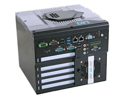 EC550/EC551-HD   4th Gen Intel Core   High-Performance Embedded System   DFI