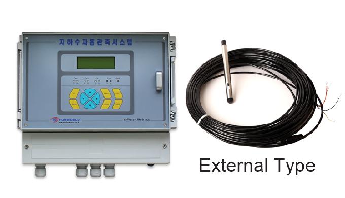 Groundwater Monitoring System (u-Water Web 153) / Inforworld