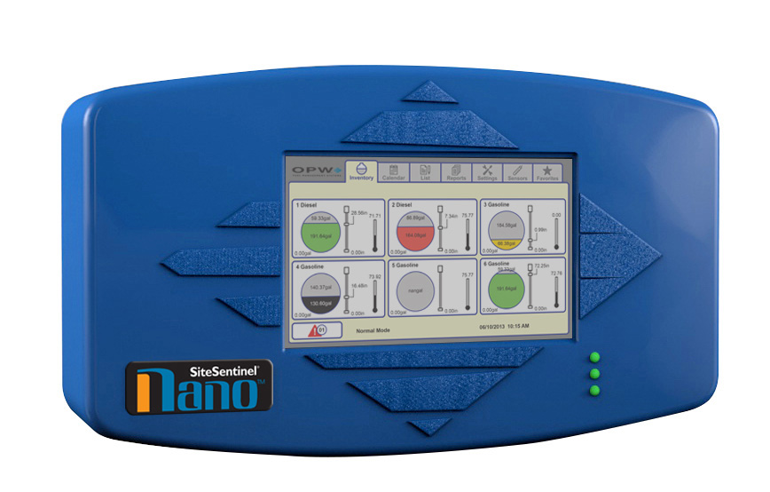 En magnetostriktiv nivågivare är ett automatiskt mätinstrument som hjälper bensinstationer att mäta ...