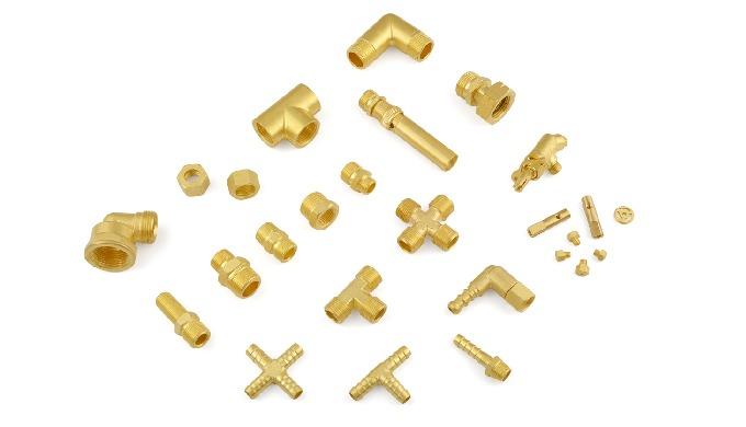 Brass Gas Parts Manufacturer, Brass Gas Parts Exporter, Brass Gas Parts We are a manufacturer, Suppl...