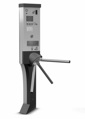GP4AT – Coin Operated Turnstile