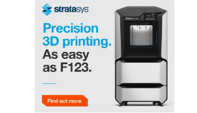 Impresora 3D  Stratasys F123