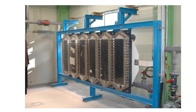 ELEKTROLZER-SEJT ÖSSZESZERELÉS (elektroklórozó rendszer)