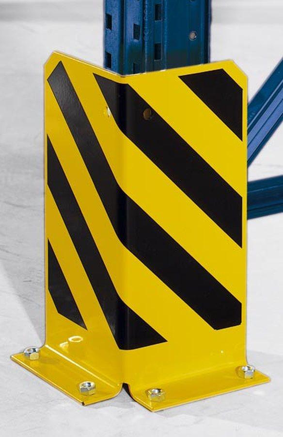 inklusive BodenankerEntsprechend der DIN EN 15635 und den Richtlinien der BGR 234. Mit schwarz / gel...