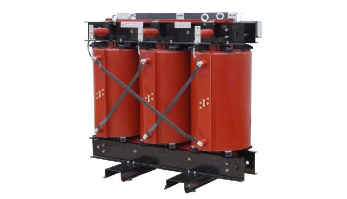 Stosowane w sieciach elektroenergetycznych jako standardowe transformatory rozdzielcze. Wykonanie su...