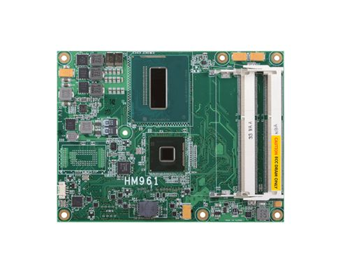 HM961-HM86 | 4th Gen Intel Core | COM Express Basic | DFI