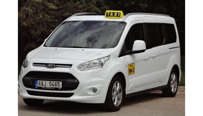 Bezbariérové taxi Brno Taxi a smluvní a přeprava osob, handicap transport, firemní přeprava, airport...