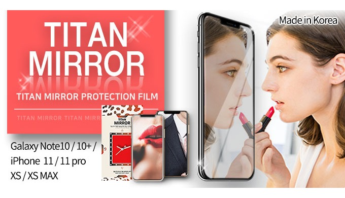 Mirror mobile films | Screen Protect Film