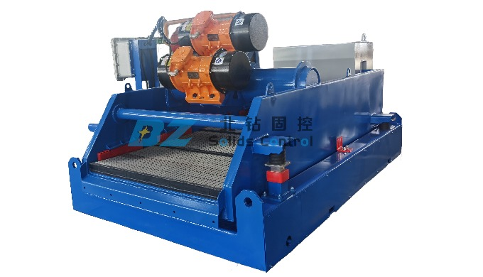 BZ smart shale shaker is the first-phase solids control equipment in drilling fluids processing syst...