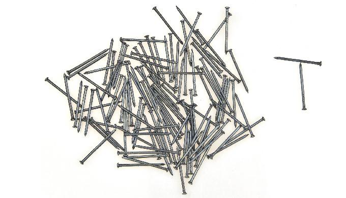2X40 Steel Nail