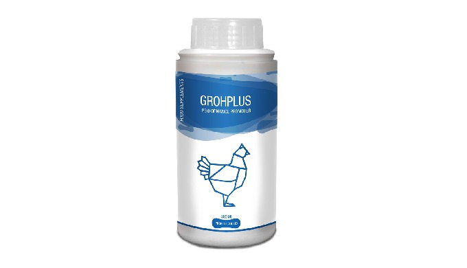 GROHPLUS Grohplus is to bridge the nutritional gap in all production-related deficiencies, in condit...