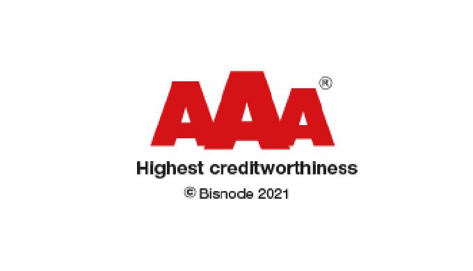 NITO - AAA  - Højeste kreditværdighed 2021